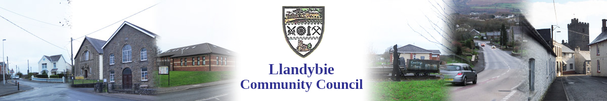 Header Image for Llandybie CC - Eng